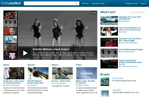 download videos free from dailymotion